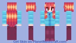 Celeste Madeline Minecraft Skin