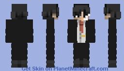 𝒳𝒳 𝒸𝑒𝓃𝓉𝓊𝓇𝓎 𝑔𝒶𝓃𝑔 Minecraft Skin