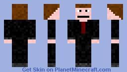 Mafia Skin Minecraft Skin