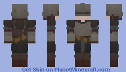 The Mag Diera Armour Minecraft Skin