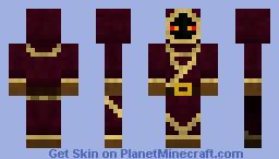 endermage 2 (request) Minecraft Skin