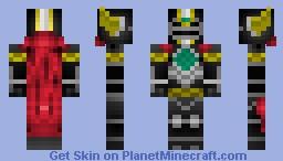 Magna Defender Minecraft Skin