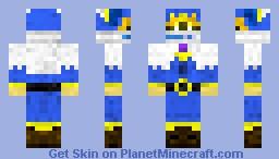 Magolor Minecraft Skin