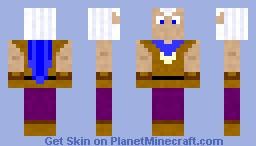 Magus Minecraft Skin