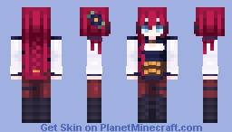 🌼 Maid Marian 🌼 Minecraft Skin