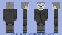 Local Spectre. Minecraft Skin