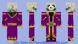 Apoc's Main Skin Minecraft Skin