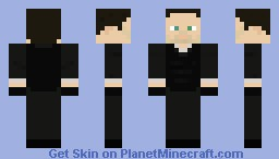 Makarov from COD Minecraft Skin