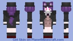 Melantha (Epoque) Minecraft Skin
