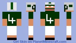 AmericanFootball Minecraft Skin