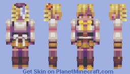 I'm Not Afraid of Anything Anymore Minecraft Skin