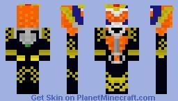 Kamen Rider Gaimu! Minecraft Skin