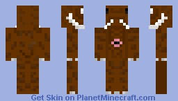 Wooly Mammoth- Arctic Creatures Skin Contest Minecraft Skin