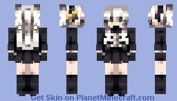 𝘮𝘢𝘯𝘪𝘢 ⋆ 𝘳𝘦𝘴𝘩𝘢𝘥𝘦 ⋆ 𝘱𝘦𝘳𝘴𝘰𝘯𝘢𝘭 𝘴𝘬𝘪𝘯 Minecraft Skin