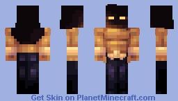 Manowar Minecraft Skin