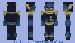 a man with a plan (anomaly palette contest) Minecraft Skin