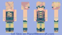 Marie Minecraft Skin