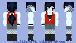 𝒟𝒶𝒹𝒹𝓎, 𝓌𝒽𝓎 𝒹𝒾𝒹 𝓎𝑜𝓊 𝑒𝒶𝓉 𝓂𝓎 𝒻𝓇𝒾𝑒𝓈? Minecraft Skin