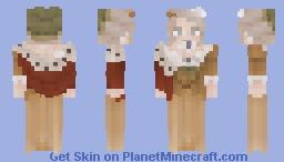 ↠ Maria Amalia, Duchess of Parma Minecraft Skin