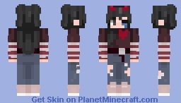 Pump Your Heart Out Minecraft Skin