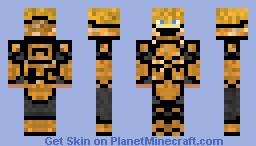 halo marine Minecraft Skin