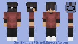 Mark Schmitt. (Fnaf 4 Tormentor, Bunny Mask)-(With Mask) Minecraft Skin