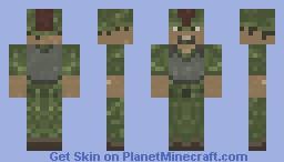 MARSHAL Minecraft Skin