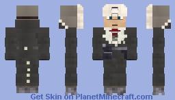 Marshal Friedrich Paulus (Wehrmacht 6th Army, Battle of Stalingard) Minecraft Skin