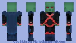 Martian Manhunter ( DC Universe Wave 10 )