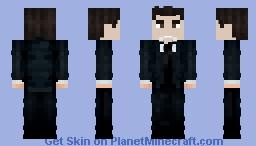 Martin Li Minecraft Skin