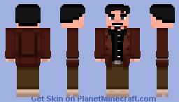 Marvel - Iron man (tony-stark) casual uniform Minecraft Skin