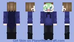 мαяνιи тнє мαgиιfι¢єит Minecraft Skin