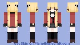 mary saotome - kakegurui ♡ Minecraft Skin