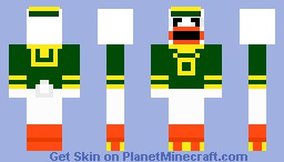 oregon ducks mascot