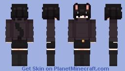 sumi / kke Minecraft Skin