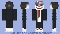 Anonymous~🎭 Minecraft Skin