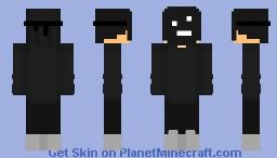 Masked Minecraft Skin