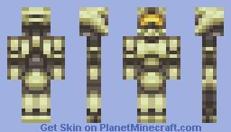 [Halo] Master Chief Minecraft Skin