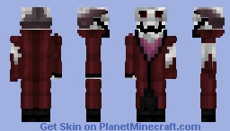  -The Undead-  Minecraft Skin
