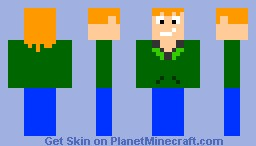 Eddsworld, Mat Minecraft Skin