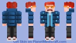 Matches Malone Minecraft Skin