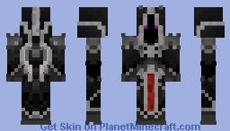 Matheal Grim Reaper Minecraft Skin