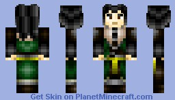 Mathias Cronqvist (Castlevania: Lament of Innocence) Minecraft Skin