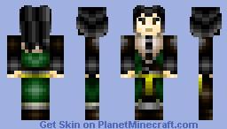 Mathias Cronqvist (Castlevania: Lament of Innocence) Minecraft Skin