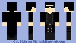 Neo updated Minecraft Skin
