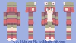 ⥾『マトリョシカ』matroyshka . ⥾ Minecraft Skin
