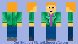 matt Minecraft Skin