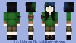 Uny Minecraft Skin