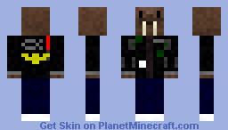 walrus skin 50's greaser look. Minecraft