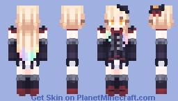 🌈 Mayu 🌈 Minecraft Skin